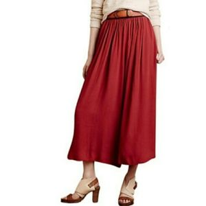 《Anthropologie • Elevenses》Gyspy Palazzo Pants